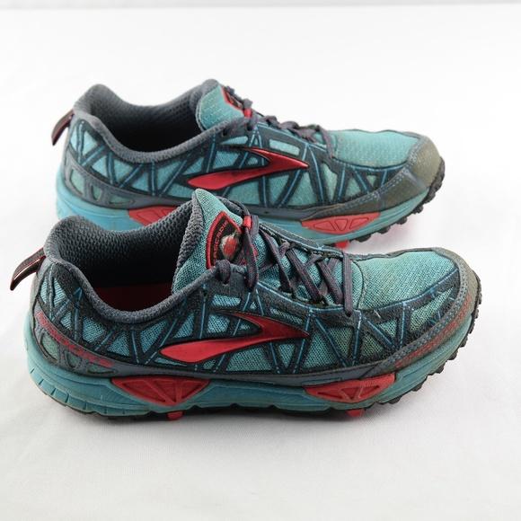 6e20a1e5c6974 Brooks Shoes - Brooks Cascadia 8 Trail Sneakers Sz 8